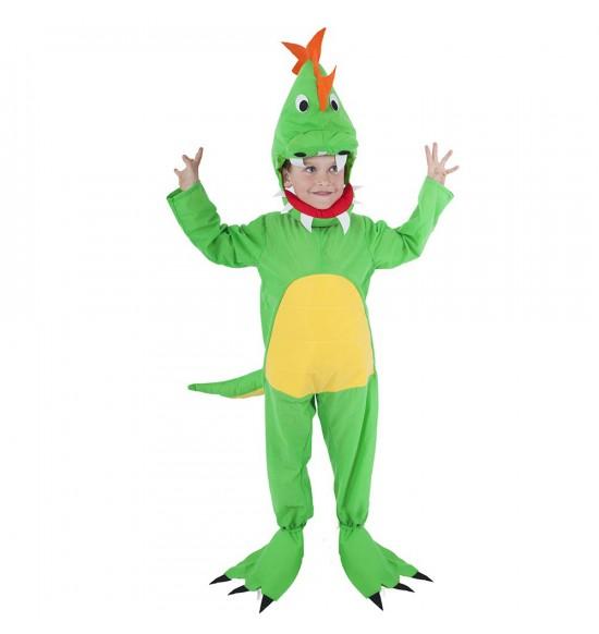 Detský kostým Dinosaurus (S)