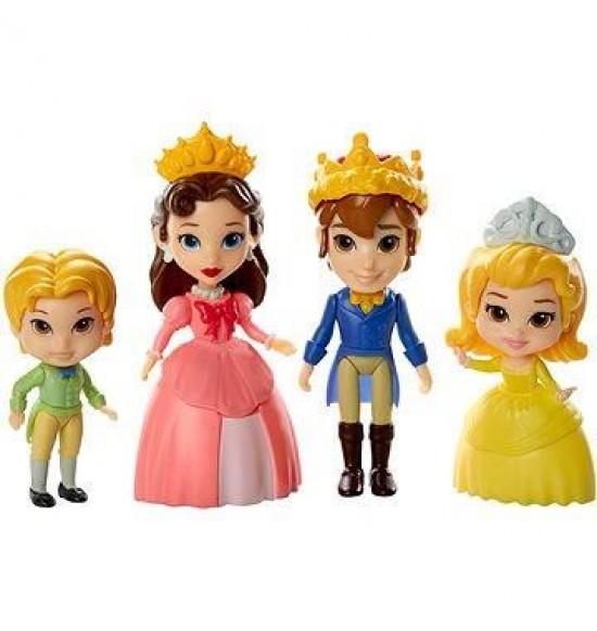 bábika Sofia Prvá kráľovská rodina