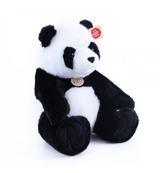 plyšová panda sedící 31 cm
