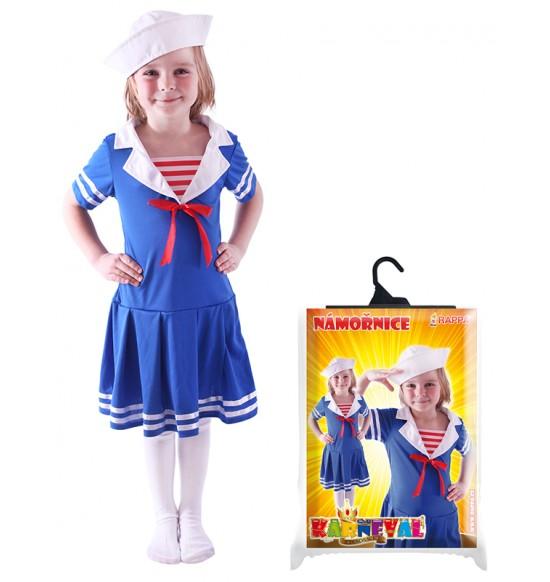 karnevalový kostým námorníčka, veľ. S