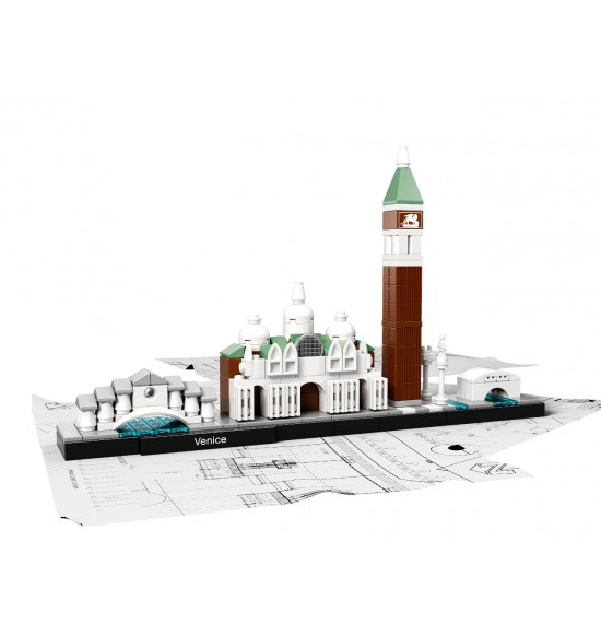 LEGO  Architekt 21026 Benátky