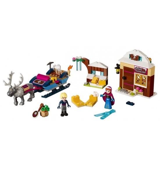 Lego Friends 41066 Dobrodružstvo na saniach s Annou a Kristoffom