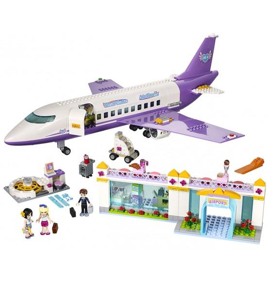 LEGO  City 41109 Letisko v mesteèku Heartlake