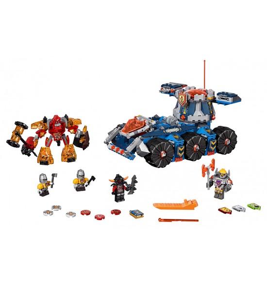 LEGO  Nexo Knights 70622 Axlov vežový transportér