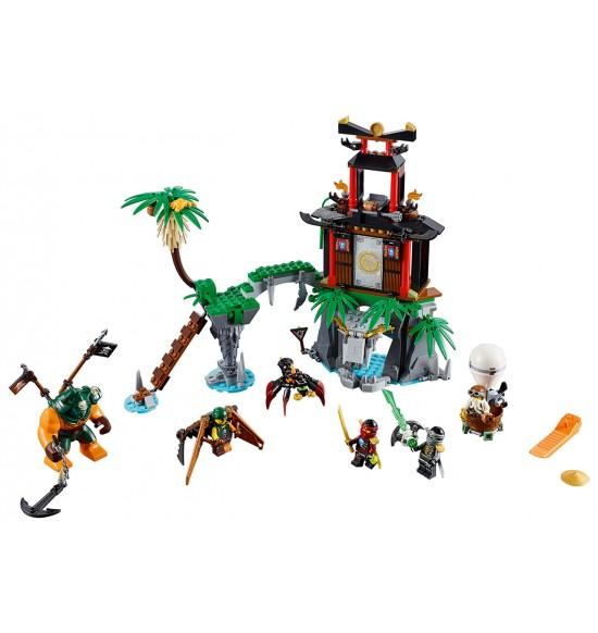 LEGO  Ninjago 70604 Ostrov Tigria vdova