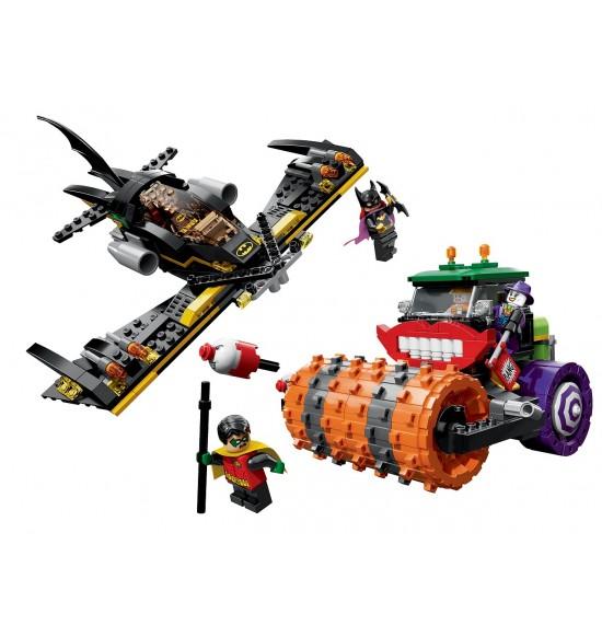 LEGO Super Heroes 76013 Batman: Jokerov parný valec
