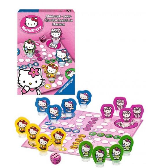 Hello Kitty človeče nehnevaj sa hra