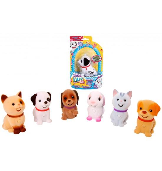 LITTLE LIVE PETS Hovoriace maznáčik série 2, 6 druhov