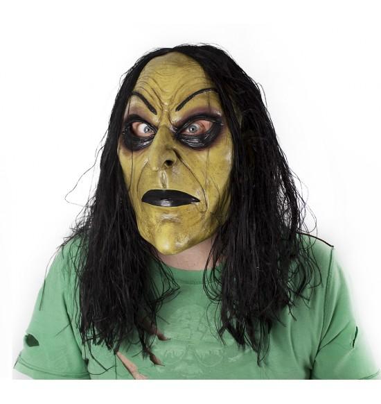 maska čarodejnica