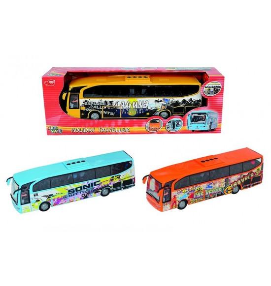 autobus EURO TRAVELLER, otváracie dvere