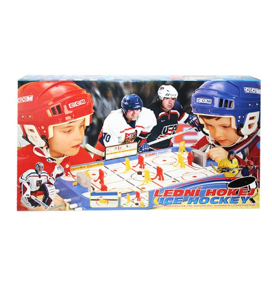 hra Ľadový hokej PLAY - OFF