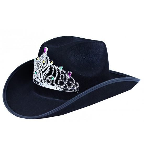 klobúk kovbojský dámsky, dospelý