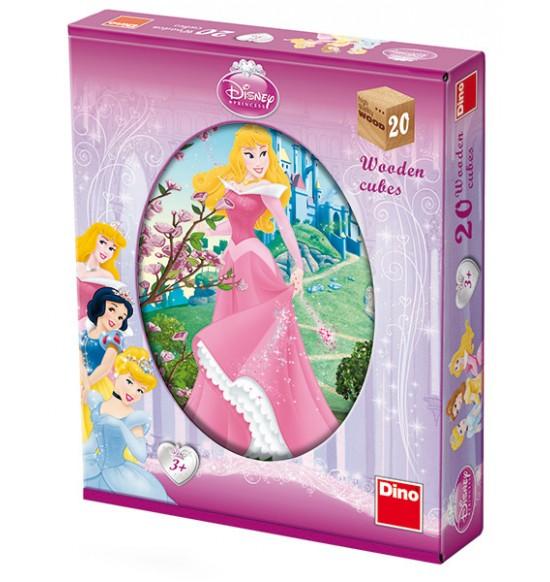 kubus Disney Princezné, 20 kociek