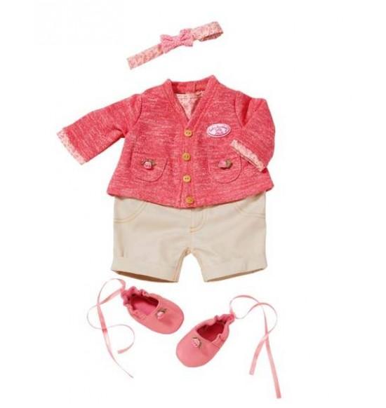 Baby Annabell oblečenie-dupačky+kabátik