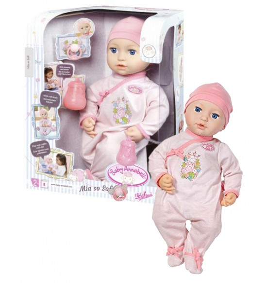 bábika Baby Annabell Mia