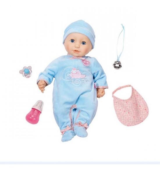 bábika Baby Annabell chlapček