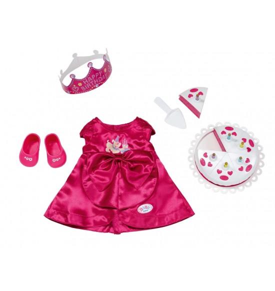 BABY BORN oblečenie - súprava narodeninová
