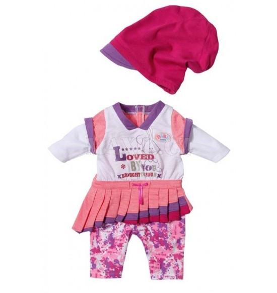 BABY BORN oblečenie s čiapočkou