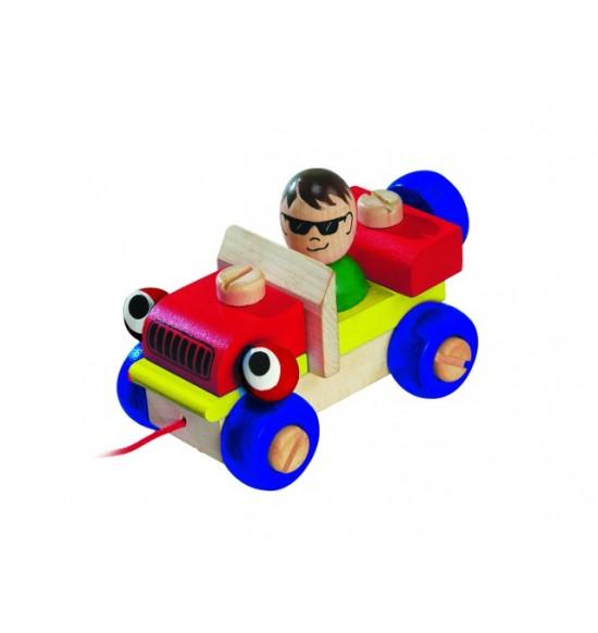 Montážne auto žmurkajúce
