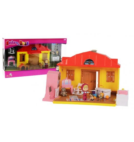 dom s nábytkom Máša a medveď 4006592916336