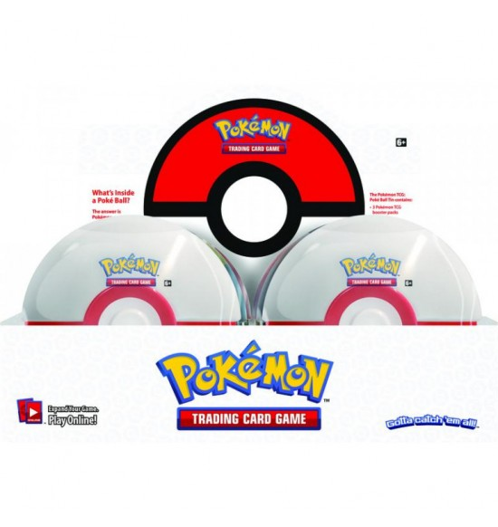 Pokémon TCG: Poké Ball Tin AW2019