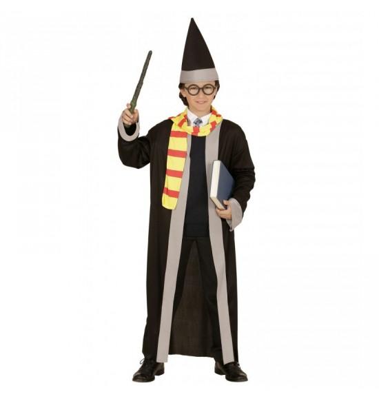 Kostým Čarodejníkov učeň, 158cm