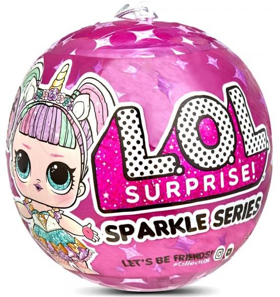 L.O.L. Surprise Trblietavá bábika, PDQ