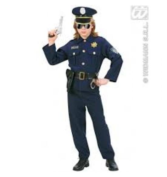 1f45e6e2d37f Karnevalový kostým Policajt 140cm