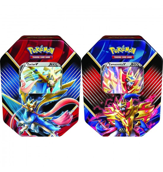 Pokémon TCG: Legends of Galar Tin
