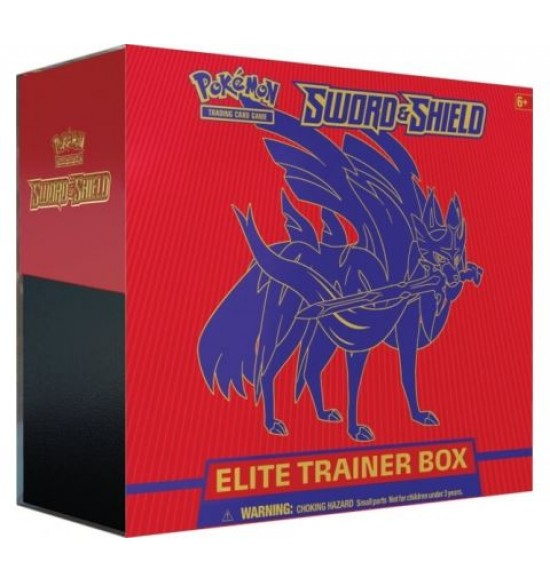 Pokémon TCG: Sword and Shield Elite