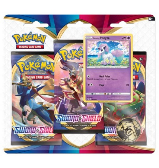Pokémon TCG: Sword and Shield 3