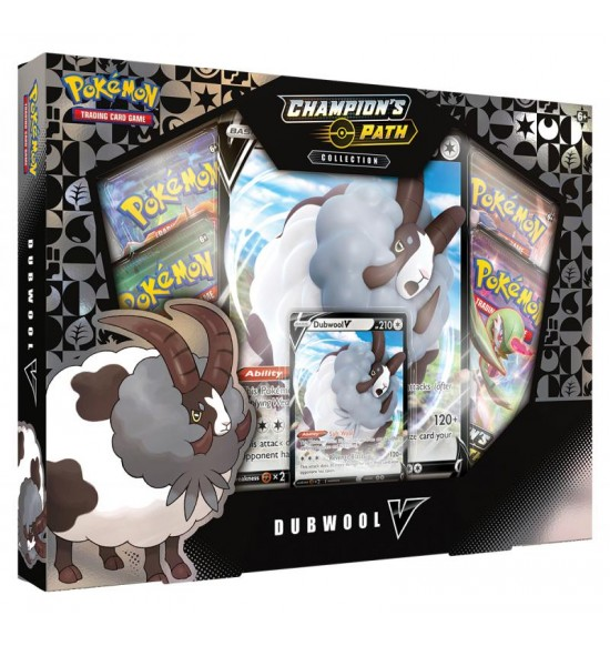 Pokémon TCG: Champion's Path - Dubwool V Collection