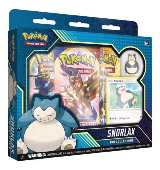 Pokémon TCG: Pin Collection EN