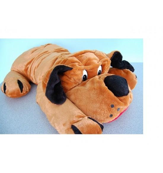 Plyšový pes Mops veľký, 98cm