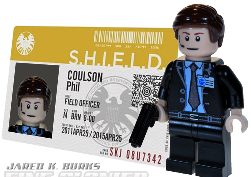 Ponúkame od Júla 2014 nové LEGO AGENTS!