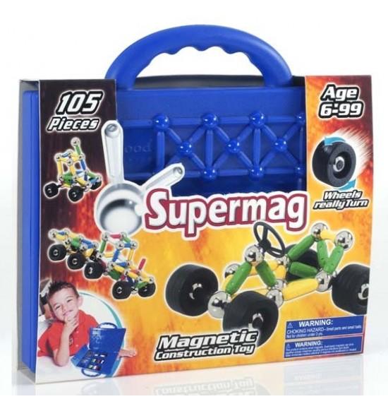 Supermag autá kufrík 105d