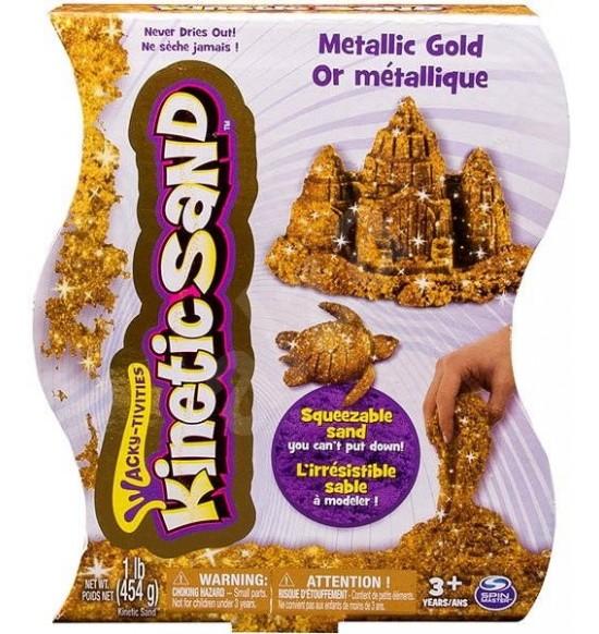1085a45b910f5 Kinetic Sand - Metalický piesok 454 g. Quick View