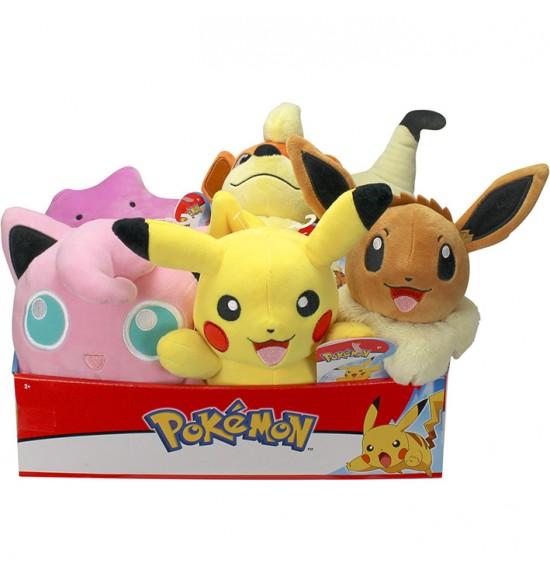 Pokémon plyšový 20 cm II