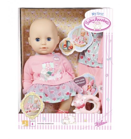 My First Baby Annabell® Bábika s oblečkami