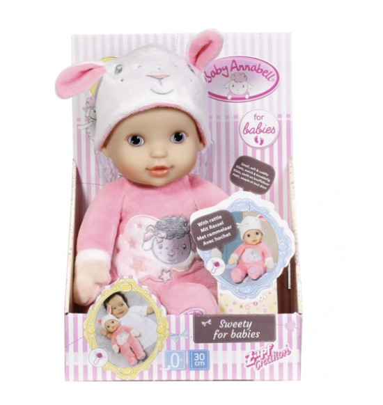 Baby Annabell Sweetie for babies, 30cm