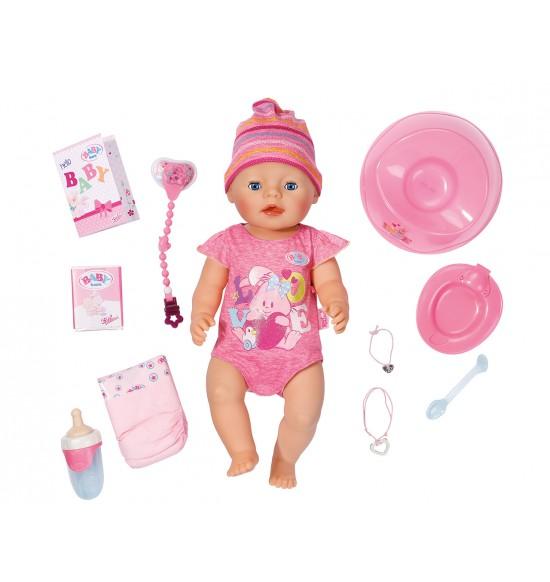 Interaktívna bábika BABY born