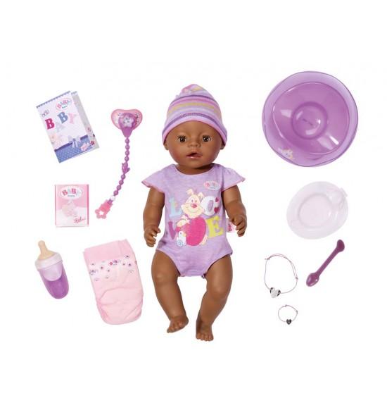 BABY born®, černoško