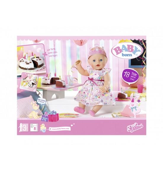 BABY born® Narodeninová súprava, 43 cm