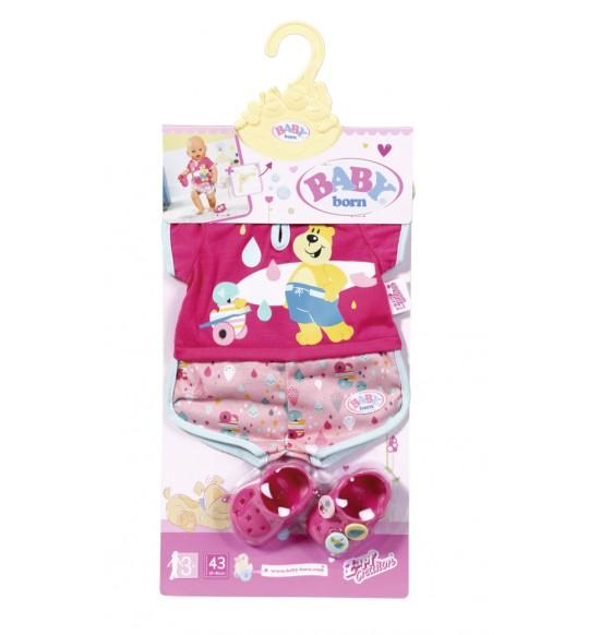 BABY born® Pyžamo a papučky, 43 cm