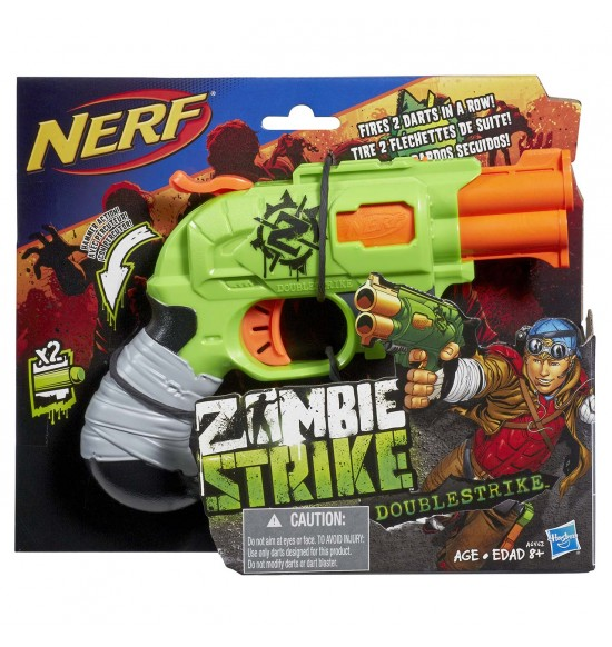 Nerf Strike Double Strike