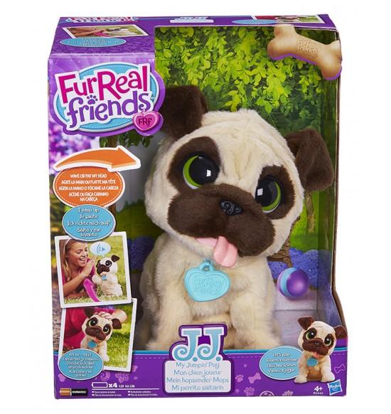 FurReal Friends Skákací psík