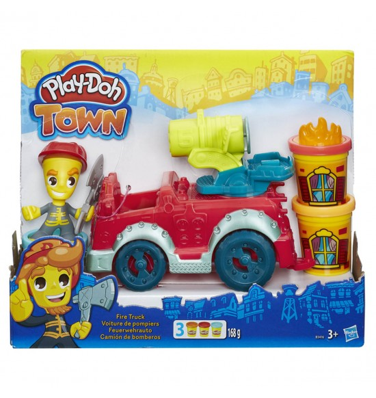 PD PLAY DOH TOWN POŽIARNE AUTO