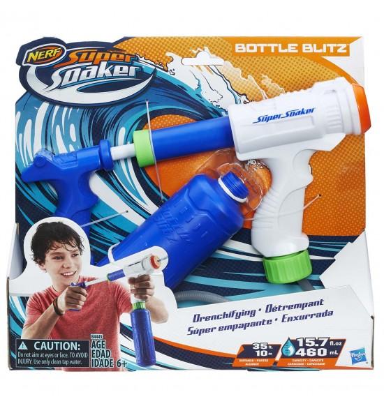 Nerf Vodná pištoľ Bottle Blitz