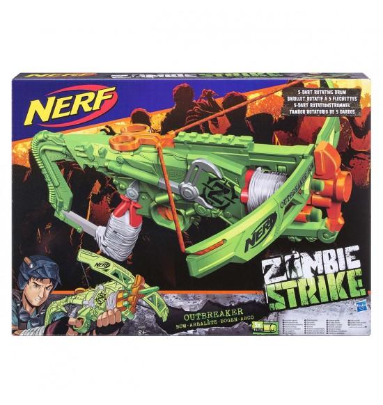 Nerf ZombieStrike Outbreaker kuše