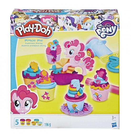 PD MLP Pinkie Pie a tortičková oslava